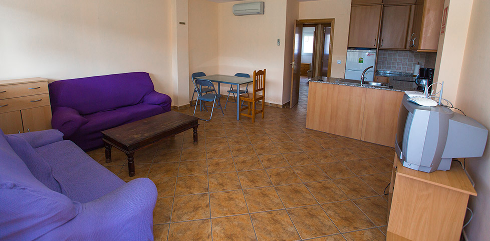 Appartements-Zimmer
